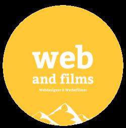 Logo Web und Films 3