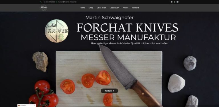 Forchat Knives