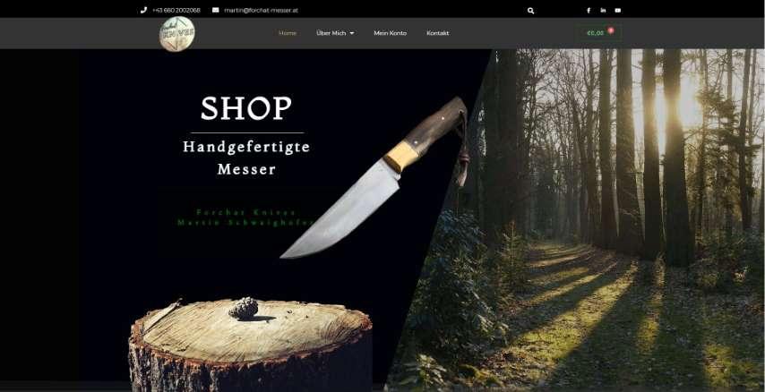 Messer Shop
